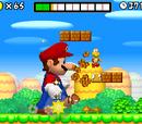 Levels in New Super Mario Bros.