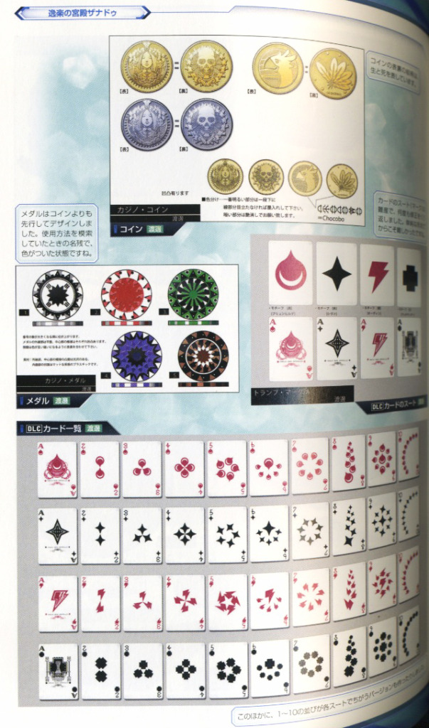 Final fantasy xiii-2 serendipity slot machine fragment