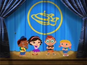 Curtain Call Little Einsteins Wiki