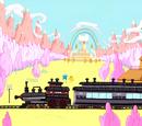 Tren del Dulce Reino