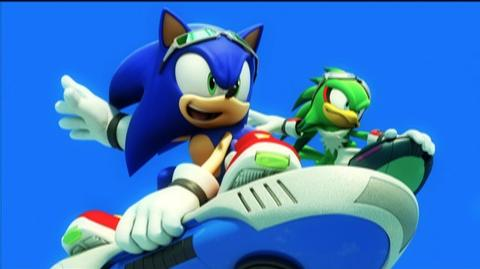 Sonic Free Riders (VG) (2010) - Launch Trailer