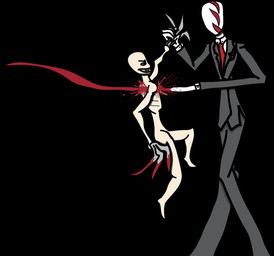 Creepypasta The Rake File:slenderman vs the rake by