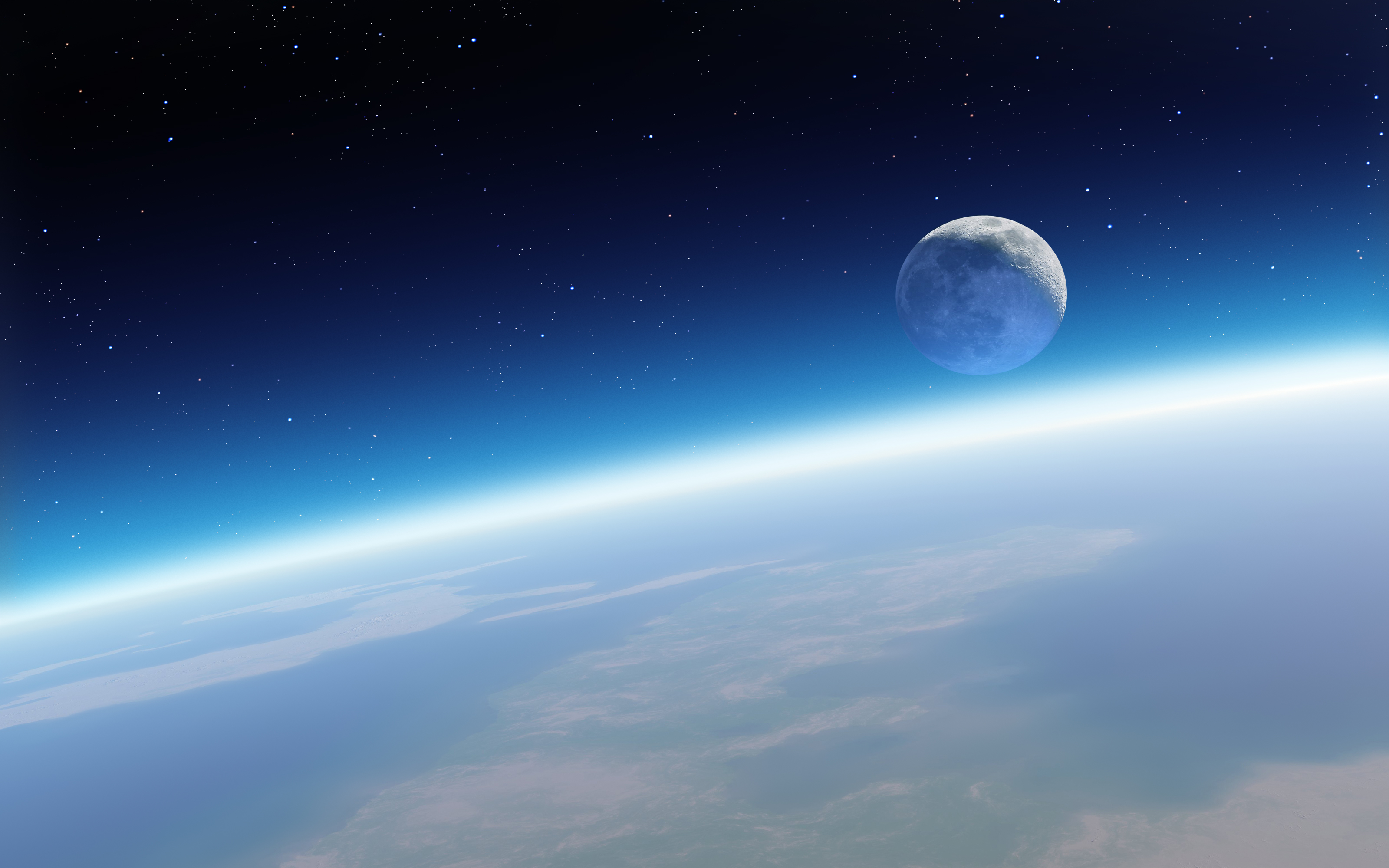 The lansey brothers 39 blog mac space background badly - Space moon wallpaper ...