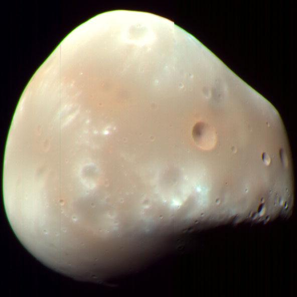 Deimos - The Solar System Wiki