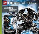 LEGO Hero Factory: Galaktyczni Złoczyńcy