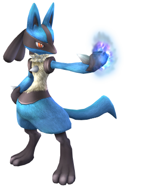 lucario ssbb smashpedia the super smash bros wiki