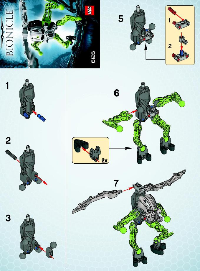 6126 Good Guy 2008 Brickipedia The Lego Wiki