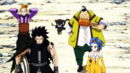 Gajeel, Pantherlily and Shadow Gear Head Home.png