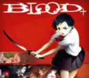 Blood+ Anime