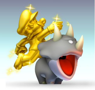 image gold mario and reznor ssbgpng fantendo the