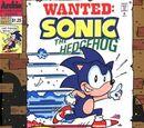 Archie Sonic the Hedgehog Ausgabe 2