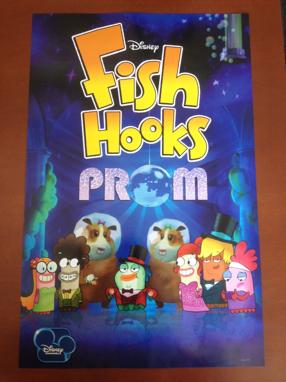 Hooks Fish Prom
