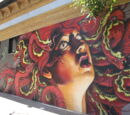 Street Art/Haight and Masonic