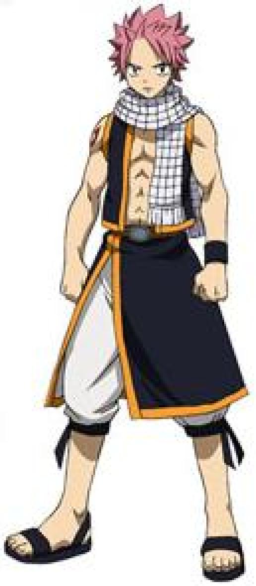 Dragneel Natsu Fairy One Piece Tail Wiki