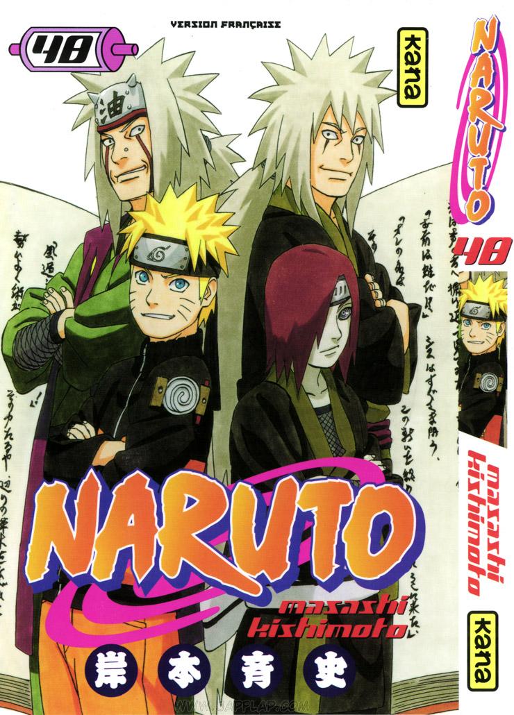naruto - Tournoi de Popularité des couvertures [Naruto]  - Page 4 Tome_48