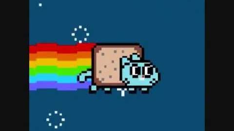 Nyan Gumball