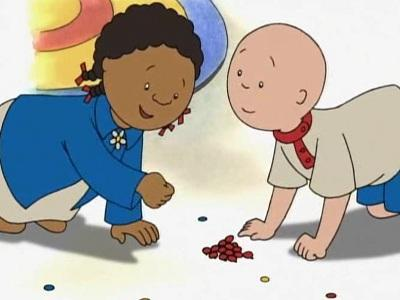 Friends - Caillou Wiki