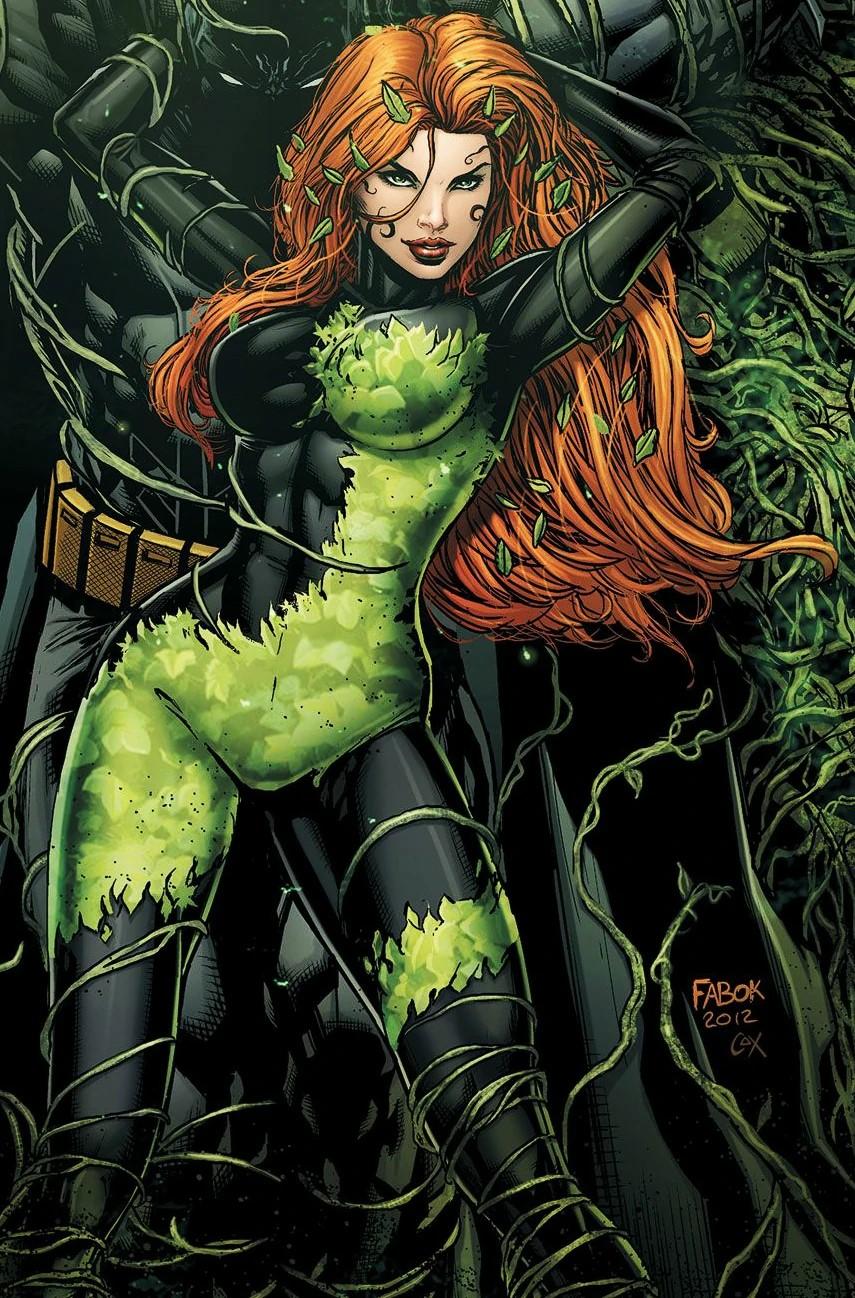 Poison Ivy - Batman Wiki