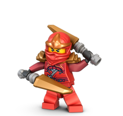 Ninja Rojo