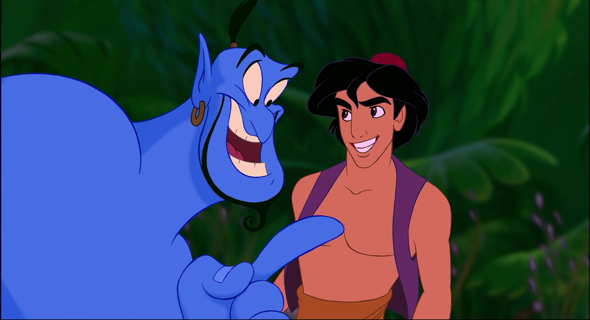 Aladin cartone disney streaming