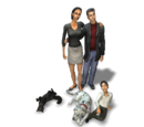 Kim family (The Sims 2: Pets)