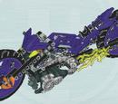 Nitrorakietowy Motocykl