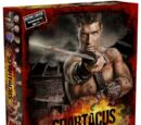 Gale Force Nine/Spartacus Board Game released in Spetember 2012