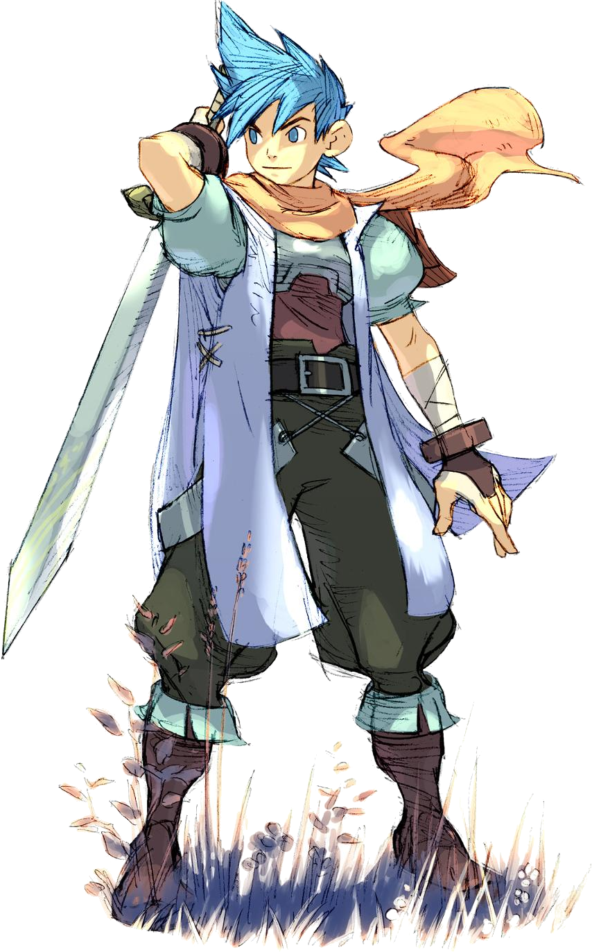 La suite de personnage ! - Page 3 BoFIII_RyuPSP_Artwork