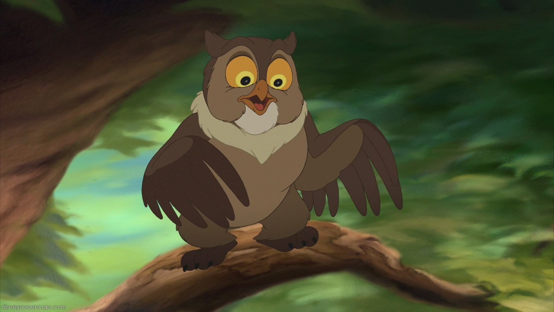 Friend Owl Disney Wiki
