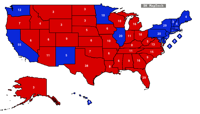 United States Presidential Election, 2016Fan Feed
