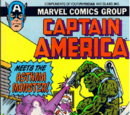 Captain America Meets the Asthma Monster Vol 1 1