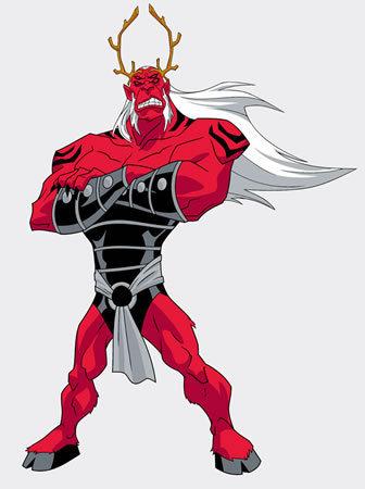 Titans Trigon