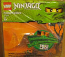 Ninjago Folders, Pack of Two