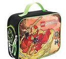 Ninjago Kai ZX Lunchbox