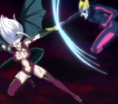 Mirajane Strauss vs. Racer
