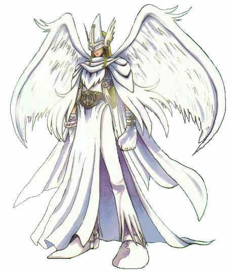 Magnaangemon Priest Mode Images & Pictures - Becuo