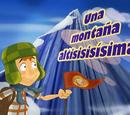 Una montaña altisisisísima