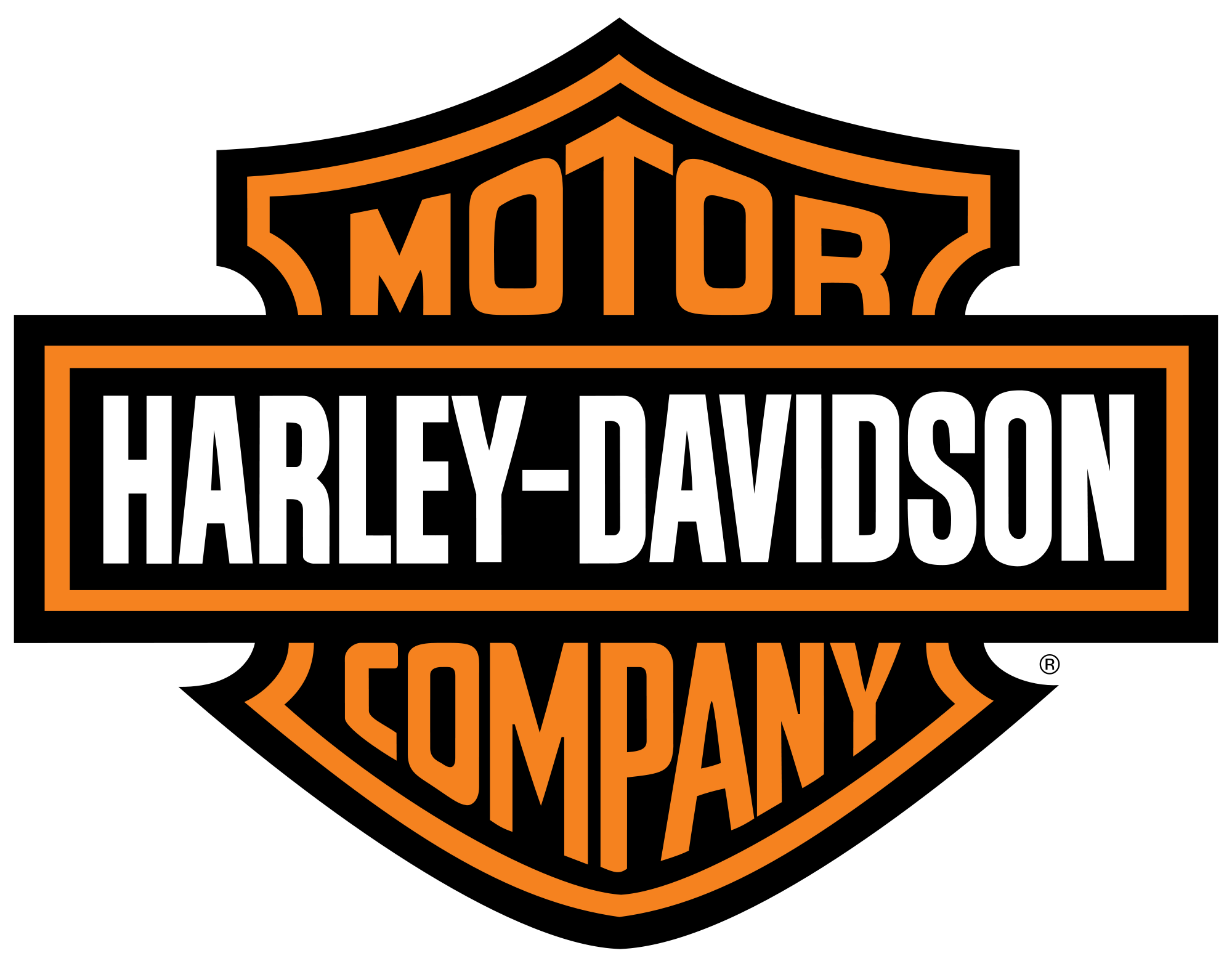 Harley Davidson Symbol: Logopedia, The Logo And Branding Site