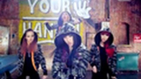 2NE1 - CLAP YOUR HANDS (박수쳐) M V