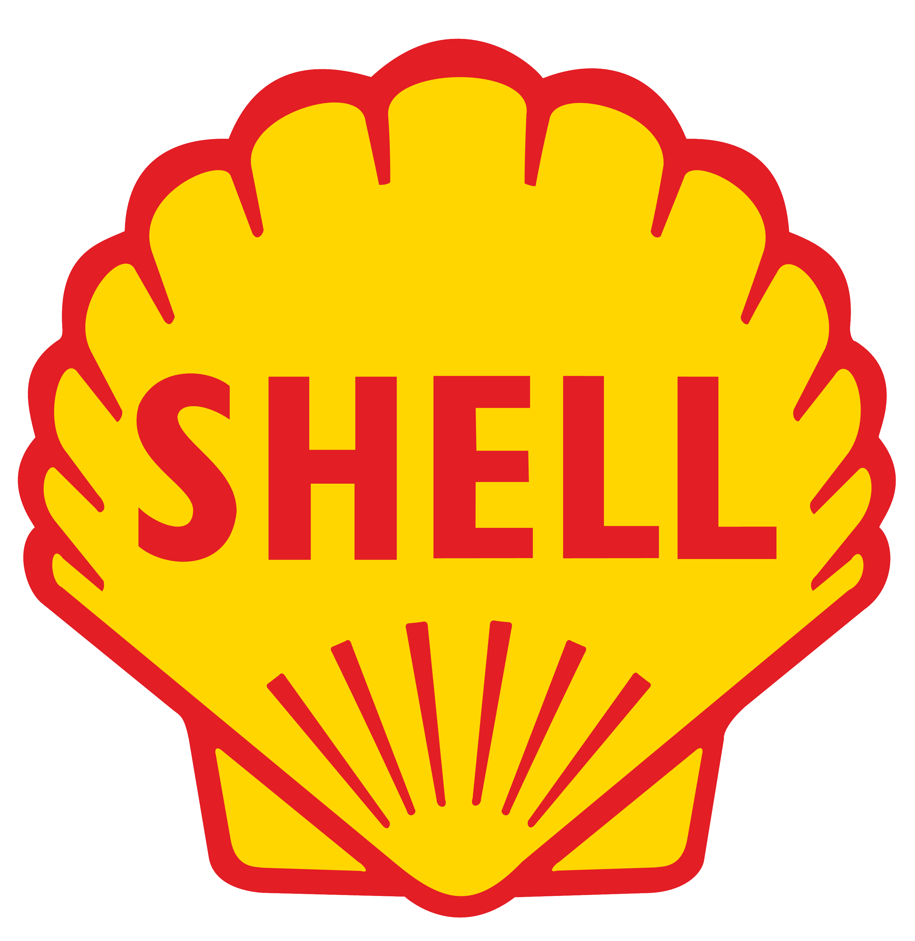 Shell Garages: Logopedia, The Logo And Branding Site