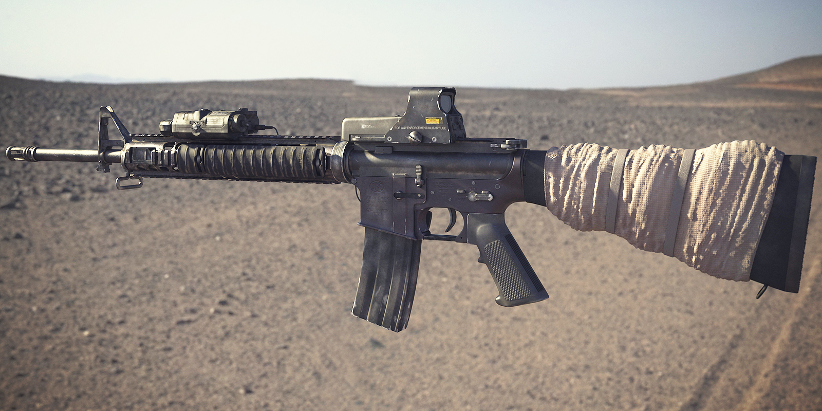 Image - BF3 M16A4 3D Model.png - Battlefield Wiki ... M16a4 Bf3