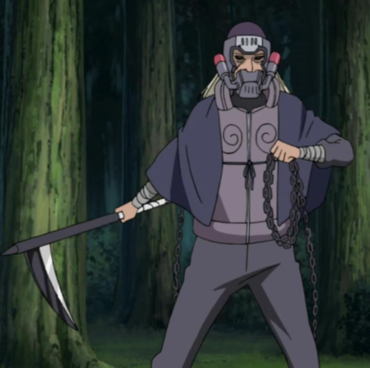 Naruto Hanzo