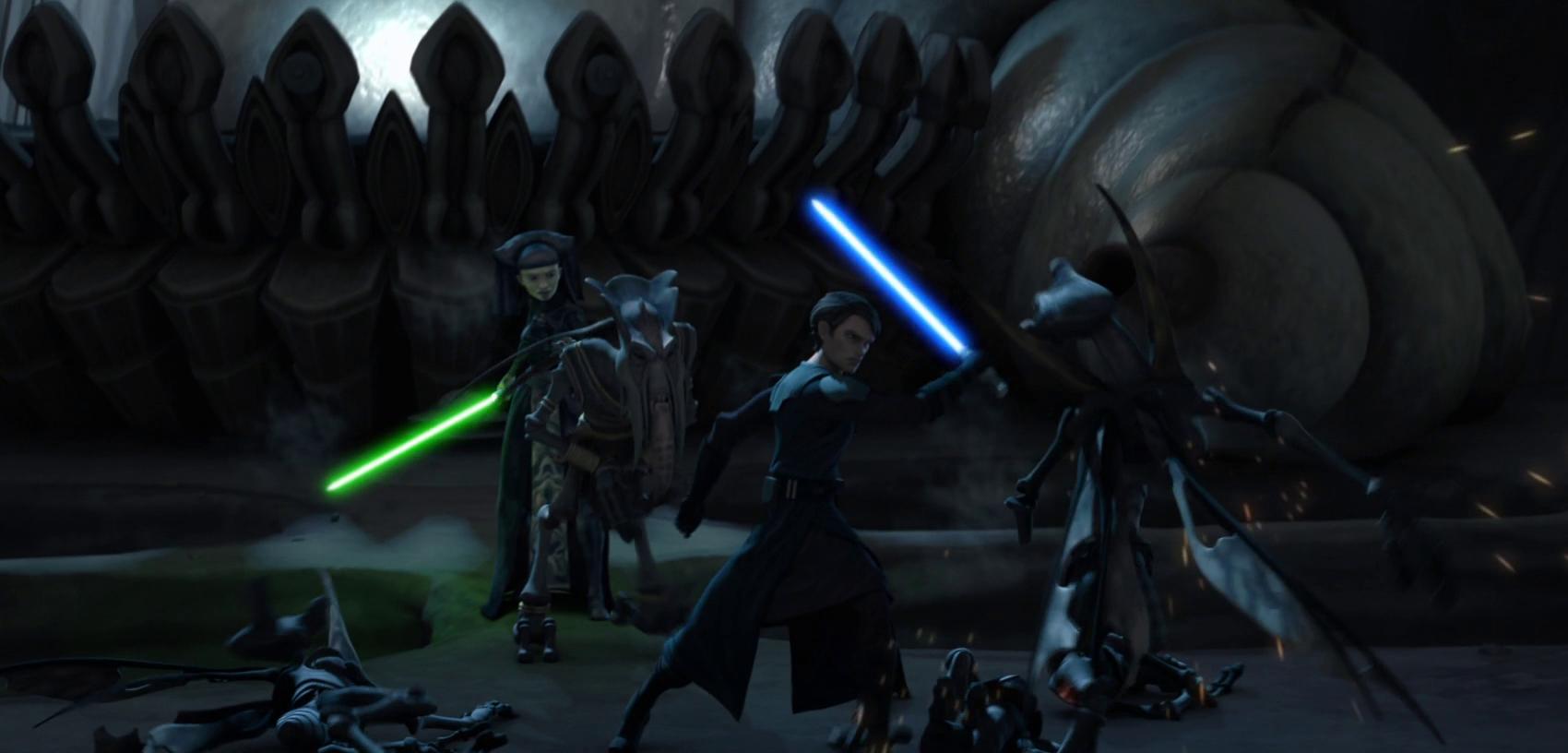Second Battle Of Geonosis Wookieepedia The Star Wars Wiki