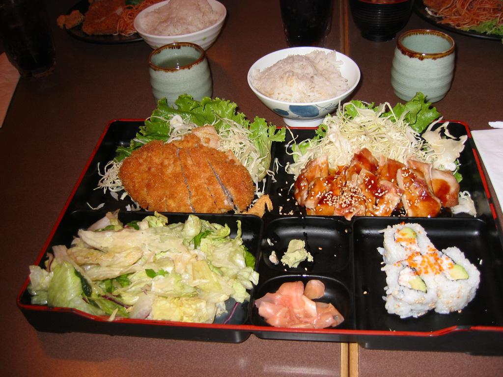 Image japanese food alternative history wikia for Asian cuisine history