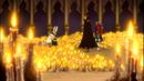 Gildarts and Laki confronts the Archbishop.png