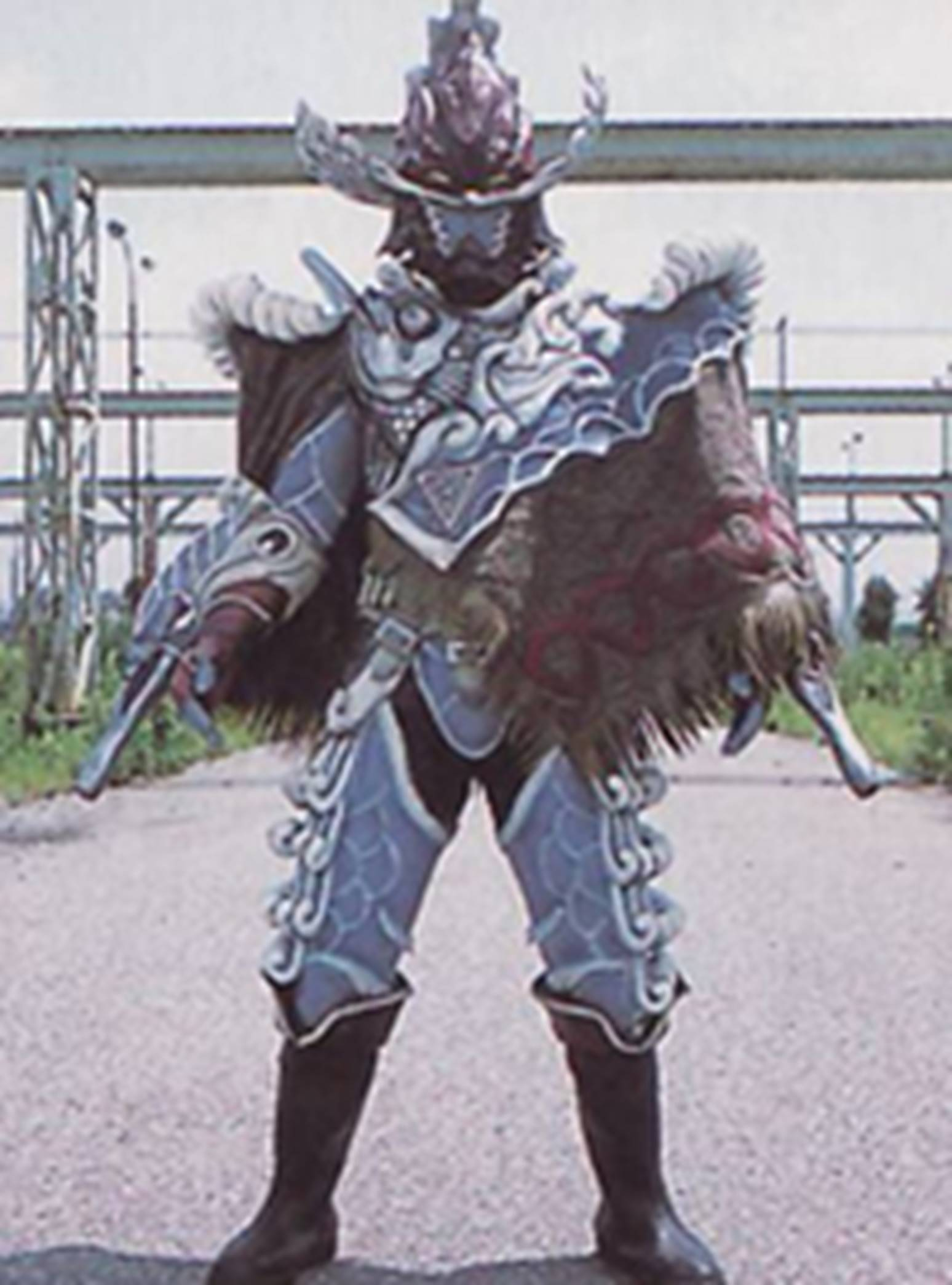 beast-men - rangerwiki
