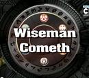 Wiseman tritt auf den Plan