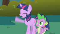 Twilight shaking air S1E01