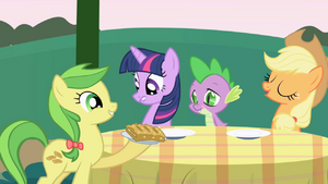 My little pony apple fritter - photo#54