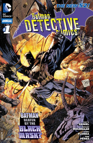 [DC Comics] Batman: discusión general 300px-Detective_Comics_Annual_Vol_2_1